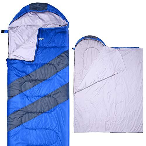 Sportneer Detachable Traveling Backpacking 23%C2%B0F 50%C2%B0F product image