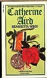 Henrietta Who?, Catherine Aird, 0553254634