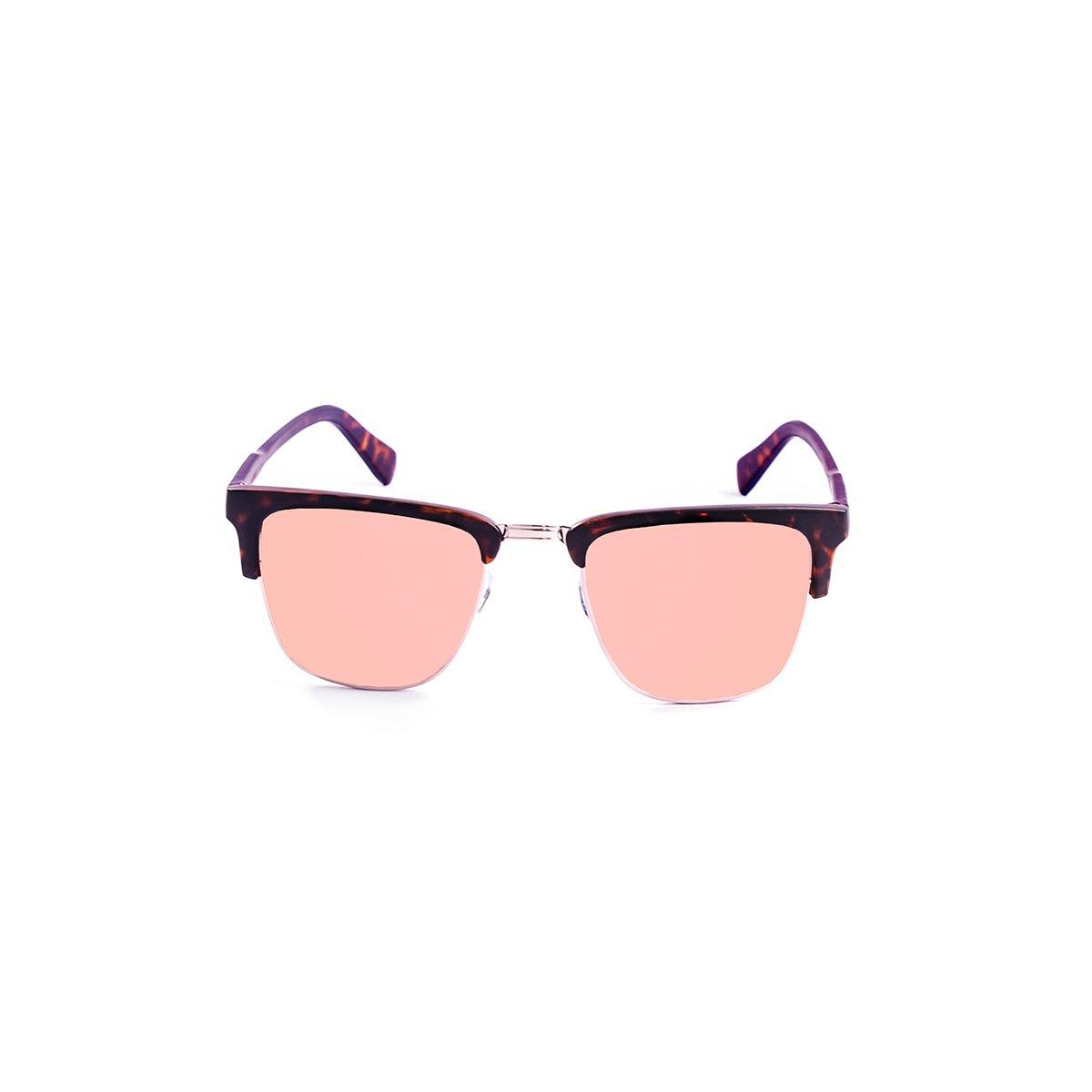 Ocean Eye Gafas de sol, Marrón (Oro/havana), 55 Unisex Adulto