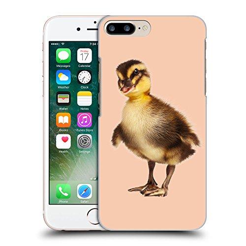 GoGoMobile Coque de Protection TPU Silicone Case pour // Q05770604 caneton Albicocca // Apple iPhone 7 PLUS