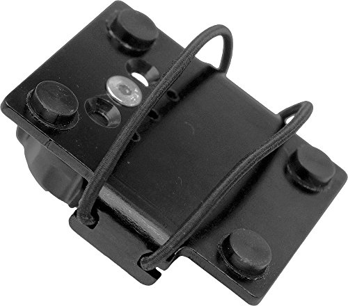 Techmount Radar Detector Top Plate - Black 4-60004