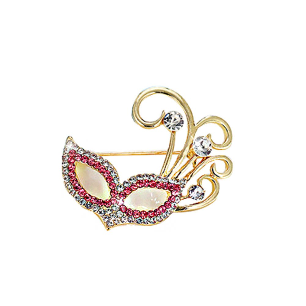 Yodio Lapel Pin Enamel Cute Jewellery Costume Accessories Brooch for Girls and Women