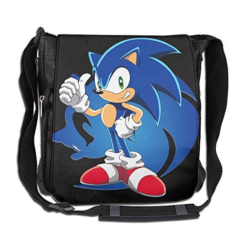[Shoulder Bags Casual Handbag Travel Canvas Bag Messenger Sling Bag Purse Wallet Handbag Sonic The] (Sonic The Hedgehog Tails Costumes)