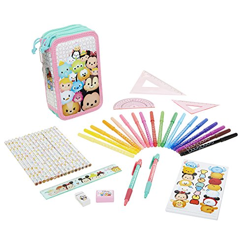 Tsum Disney Deluxe Pencil Case