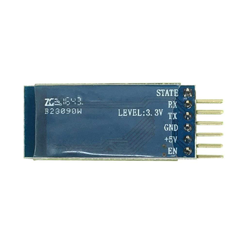 M/ódulo de transceptor RF inal/ámbrico de 6 Pines para Arduino HC-05