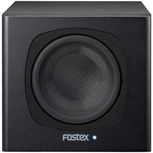 Fostex PM-SUBMINI-2 50-Watt 5-Inch Powered Subwoofer with (Fostex Studio)