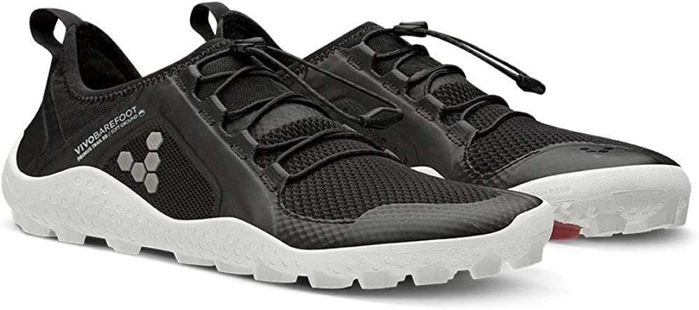 Vivobarefoot Womens Primus Trail Soft Ground Textile Synthetic Trainers
