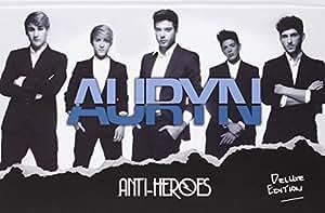 Anti-Héroes - Edición Deluxe (Agenda)
