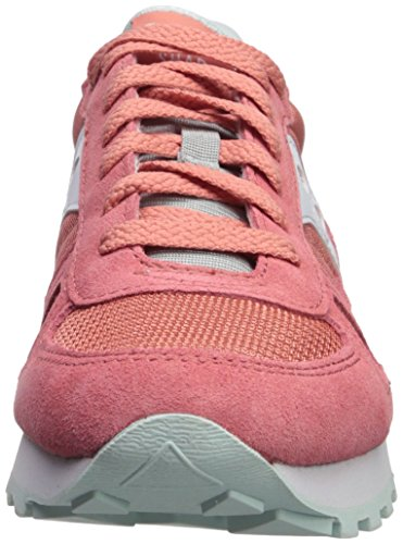 Low Shadow Rose Original Sneaker Suède Blanc Femmes Saucony RfqUvw