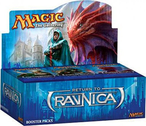 Magic: The Gathering MTG Return To Ravnica Sealed Booster Box (36 packs)