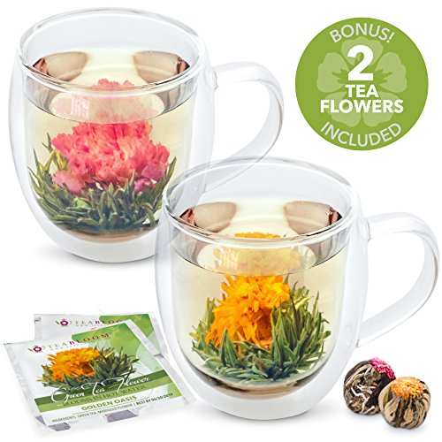 Teabloom Capacity Double Coffee 2 Piece