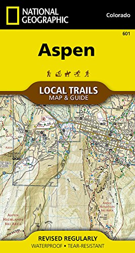 (Aspen [Local Trails] (National Geographic Trails Illustrated Map))