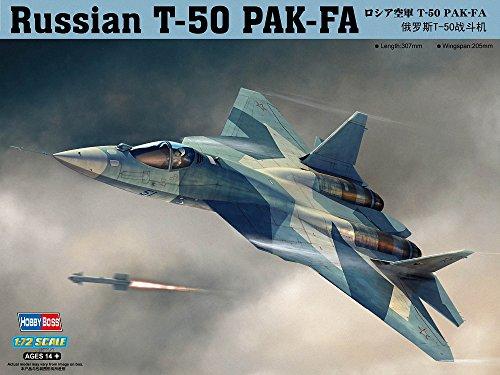 Hobby Boss T-50 PAK-FA Airplane Model Building Kit