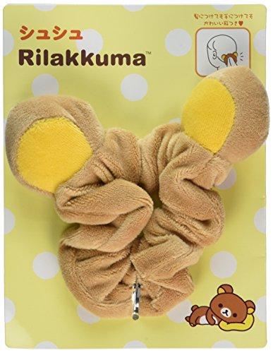 San-x Rilakkuma Plush Hair Band Shushu Rilakkuma