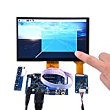 7-Inch-1024600 Capacitive Touch Screen DIY Kit @Pzsmocn for Raspberry Pi/Beagle Bone Black/PC and Mac Book