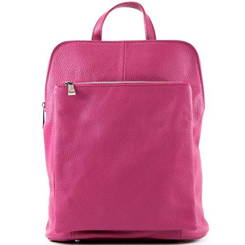 Pelle 3in1 Zaino T141 In Rosarot Citybag PXnwO0k8