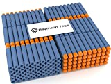 300-Pieces Set, Ultimate Nerf Foam Toy Darts By Raytheon Toys, Premium Refill Bullets For N-Strike Guns, Universal Mega Pack, Firm and Safe Nerf Accessories Amazing Precision Control