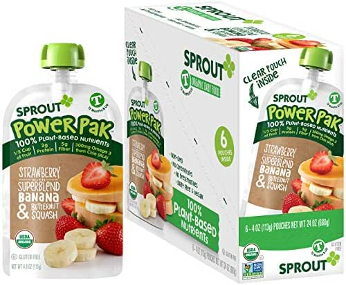 Baby Food: Sprout Power Pak