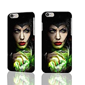 Maleficent 3d Durable Hard Unique Case for Iphone 5 5s