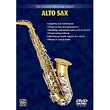 Ultimate Beginner Series, Alto Saxophone