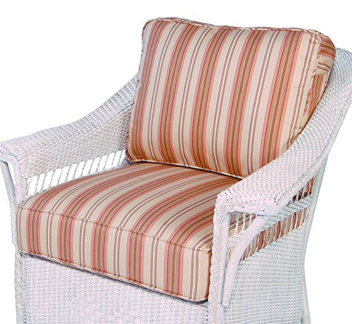 Nantucket Lounge Chair Seat and Back Cushion (Canvas Navy)