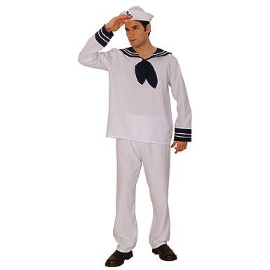 Amazon.com: Wicked disfraces disfraz de Pacífico sur Sailor ...