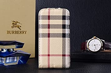 0faceee478 BURBERRY(バーバリー) iPhone ケース アイフォン カバー 手帳型 スマホケース・カバー レザー 革 携帯
