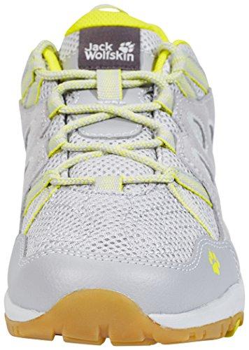 Jack Wolfskin Rocksand Chill Low Shoes Women Flashing Green 2017 Schuhe