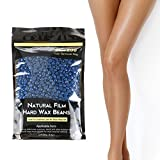 Hair Removal Wax Bean Stripless Natural Hot Film Hard Wax for Women and Men