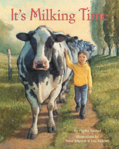 Download It's Milking Time PDF