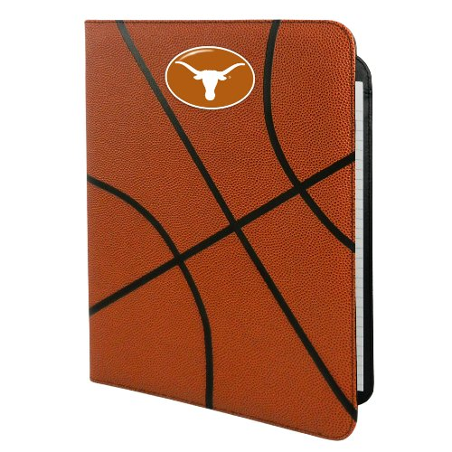 (GameWear NCAA Texas Longhorns Classic Basketball Portfolio, 8.5x11-Inch)