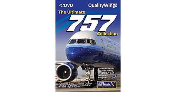 Amazon com: QualityWings Ultimate 757 Collection (PC): Video