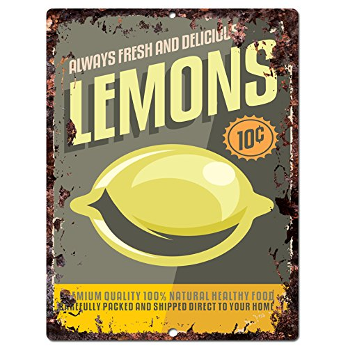 Lemon Kitchen Accent Decor: Amazon.com