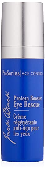 Jack Black   Protein Booster Eye Rescue, 0.5 Fl Oz   Pro Series Age Control, Matrixyl Synthe'6, Helps Diminish Crow's Feet And Fine Lines, Helps Minimize Appearance Of Expression Lines by Jack Black