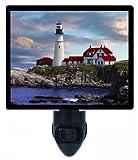 Night Light - Portland Head Lighthouse