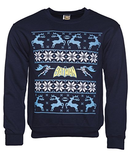 Batman Reindeer Christmas Sweater