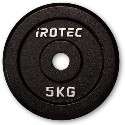 【IROTEC】アイアンプレート 5kgのサムネイル