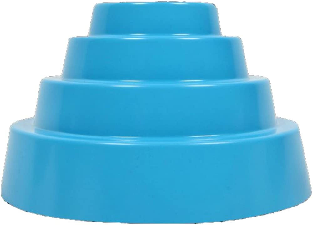 Devo Adult Blue Whip It Dome Hat