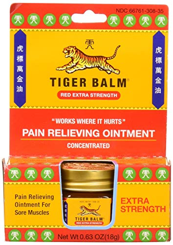 Tiger Balm Extra Strength Red product image