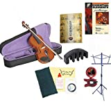 13'' Gigla European Viola 'GENIAL 2-Nitro' Viola Outfit w/Bonus Viola Players Mega Pack