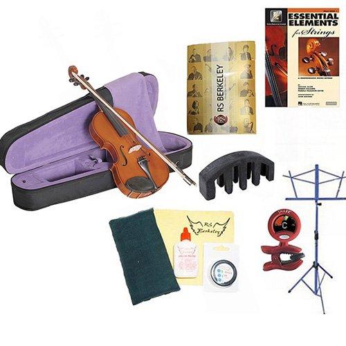13'' Gigla European Viola 'GENIAL 2-Nitro' Viola Outfit w/Bonus Viola Players Mega Pack by Gigla Romania