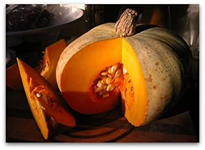 Rare Sweet Meat Winter Squash 10 Seeds