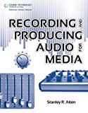img - for Recording and Producing Audio for Media book / textbook / text book