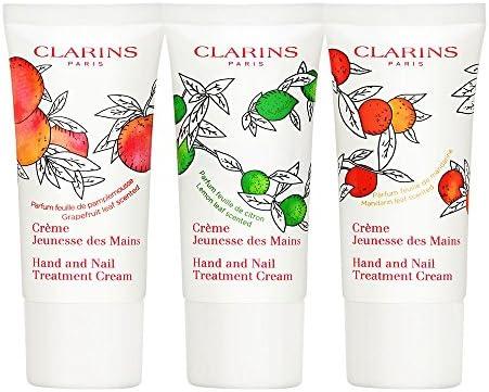 Clarins Scented Hand Creams Limited Edition 3 Piece Set