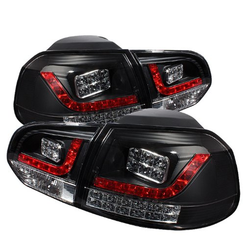 Golf Gti Led Tail Lights in US - 5