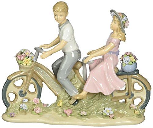 Fine Porcelain Figurine - I Take you for A Ride.