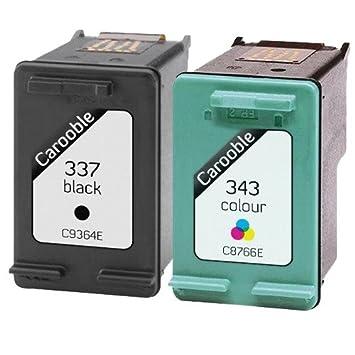 Remanufacturados HP 337 & 343 - Cartuchos de tinta para ...