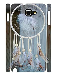 Funny Dreamcatcher Pattern Hard Plastic Cover for Samsung Galaxy Note I9220