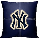The Northwest Company Northwest MLB New York Yankees Letterman Pillow