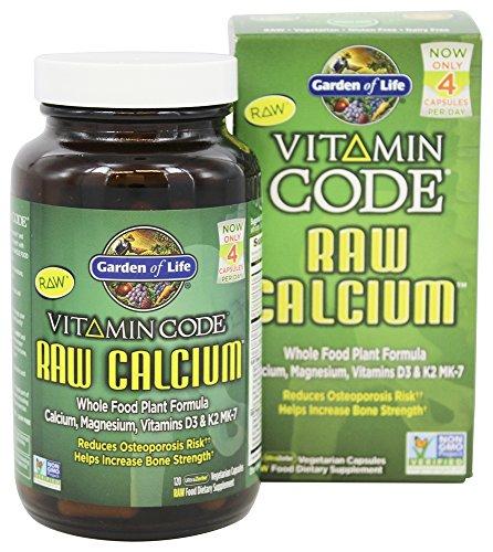Garden Life Vitamin Calcium Veggie